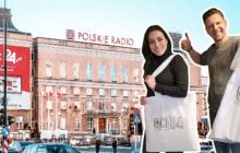 Czwórka Polskie Radio: Nadruki na torby domową metodą