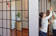 Metamorfoza: Garderoba w stylu loft