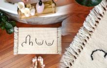 DIY: Dywanik łazienkowy – Zrób to sam